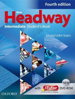 Headway intermediate 4 ed. Student's Book and iTutor Pack